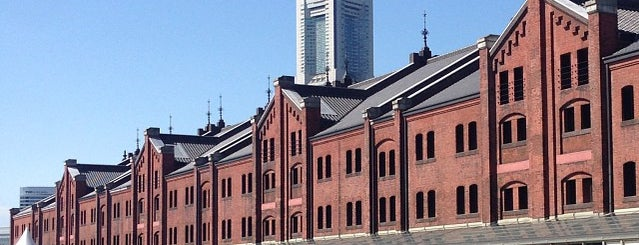 Yokohama Red Brick Warehouse is one of 行った所&行きたい所&行く所.