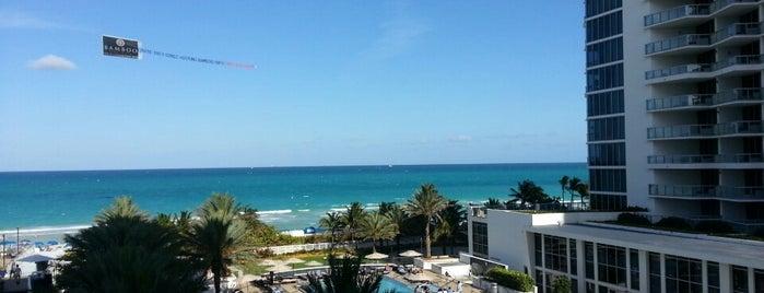 Eden Roc Resort Miami Beach is one of Ren.