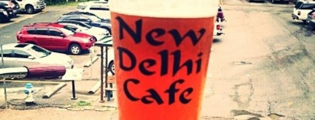 New Delhi Deli is one of Places I Like to Eat.