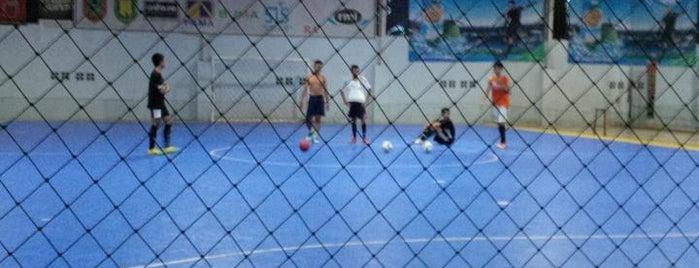 MSC Futsal (First Internasional Futsal Court In Tabalong) is one of Lapangan Futsal.