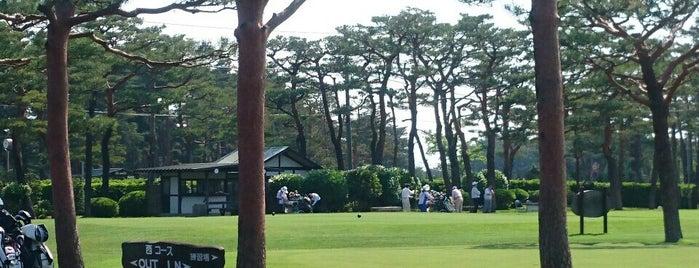 茨城ゴルフ倶楽部 is one of ゴルフ場(茨城).