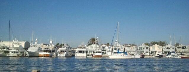 Balboa Peninsula is one of Beachy Places.