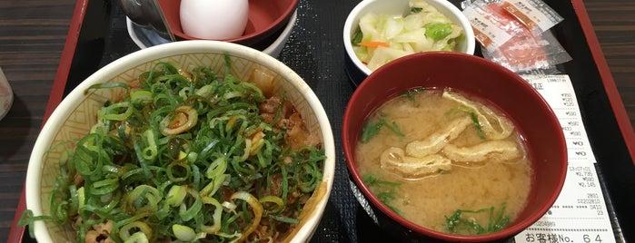 すき家 イオン品川シーサイド店 is one of 飲食店.