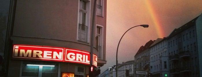 Imren is one of My Berlin.