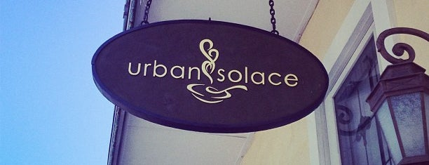 Urban Solace is one of Places to Eat in San Diego.