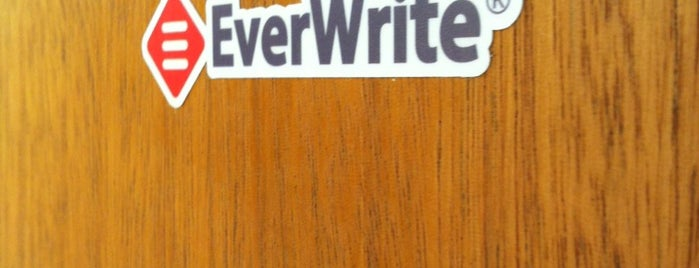 EverWrite HQ is one of Startups of Belo Horizonte / San Pedro Valley.