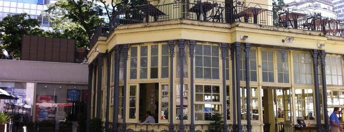 Chalé da Praça XV is one of Lugares em Porto Alegre/RS.