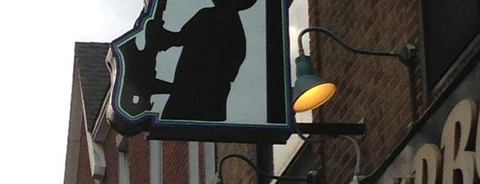 Bourbon Street is one of Restaurants.