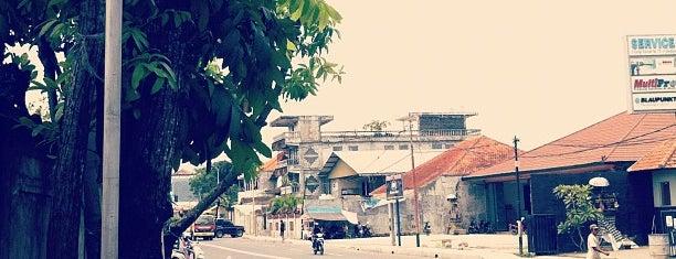 Jl. Kargo Permai is one of Bali's Road.