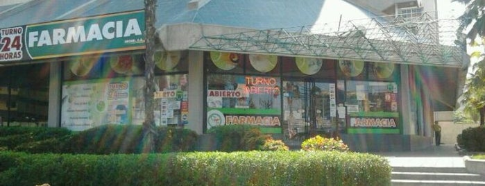 Farmacia Jocari is one of Farmacias en Lechería.