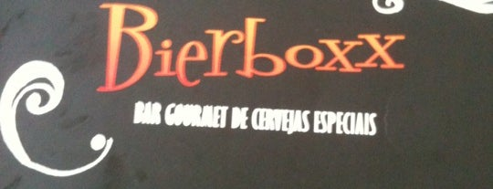 Bar Bierboxx is one of Best Bars in Sao Paulo.