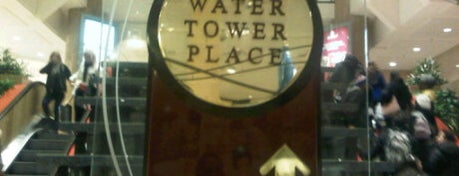 Water Tower Place is one of Traveling Chicago.