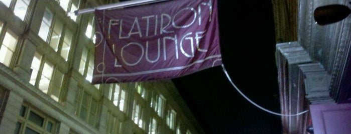 Flatiron Lounge is one of Manhattan Essentials.
