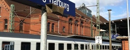 Bahnhof Hamburg-Harburg is one of Ausgewählte Bahnhöfe.