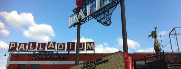 South Side Ballroom is one of Dallas Bucket List.