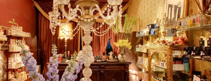 Aedes De Venustas is one of Lucky's North of Houston NYC Shopping Guide.