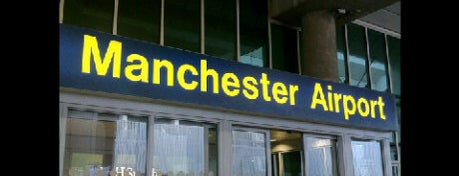 Manchester International Airport (MAN) is one of I Love Airports!.