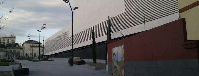 ADDA - Auditorio Provincial de Alicante is one of OCIO Y CULTURA en Alicante.