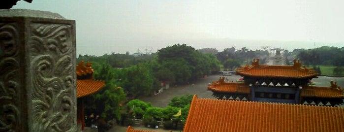 南沙天后宫 Nansha Matsu Temple is one of Mon Carnet de bord.