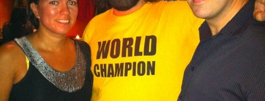 Carolines on Broadway is one of #MayorTunde's Past and Present Mayorships.