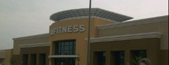 LA Fitness is one of The 4sqLoveStory.