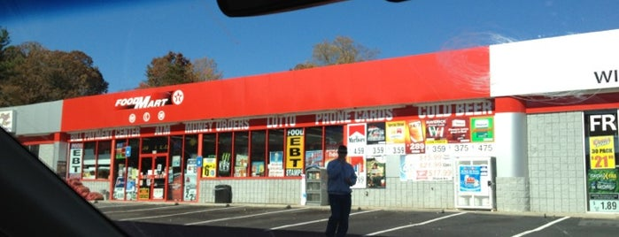 Texaco Station Gainesville is one of Shopping.