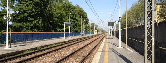 Stazione Trecella is one of Linee S e Passante Ferroviario di Milano.