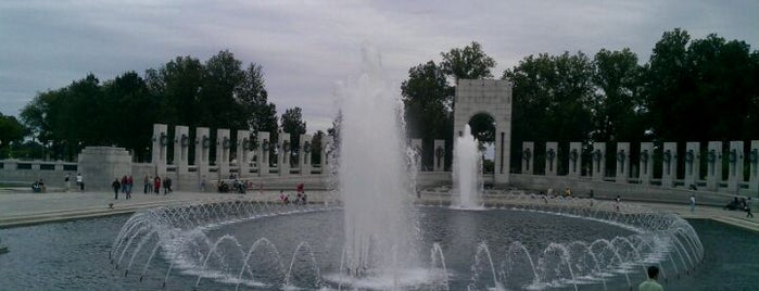 World War II Memorial is one of Must see places in Washington, D.C..