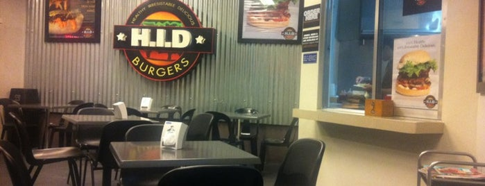 H.I.D Burgers is one of Top picks for Burger Joints.