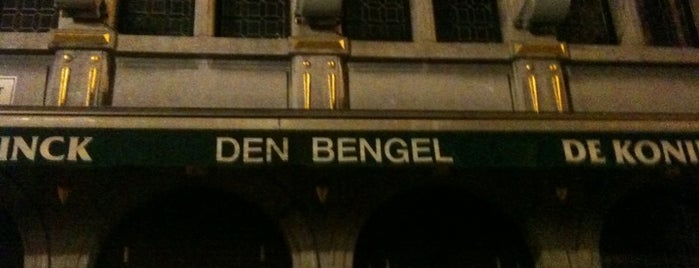 Den Bengel is one of Todo.