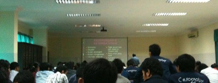 Lab. Bersama Fakultas Kedokteran is one of Universitas Udayana Kampus Sudirman.