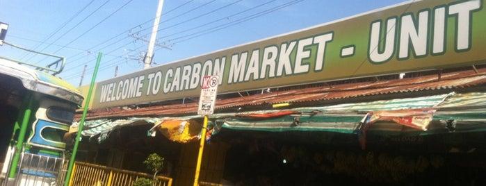 Carbon Market is one of Certified Cebu.
