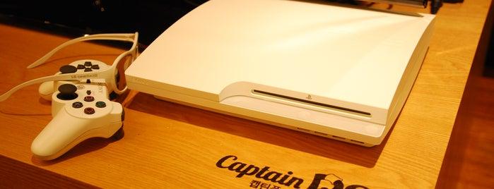 캡틴플스 (Captain PS) is one of 캡틴's tips.