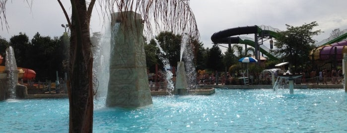 Hurricane Harbor is one of Favorite Arts & Entertainment.