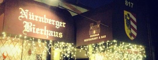 Nurnberger Bierhaus is one of Beer Gardens-To-Do List.