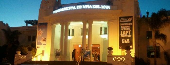 Enjoy Viña del Mar is one of comida e.e.