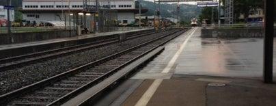 Bahnhof Sempach-Neuenkirch is one of Bahnhöfe Top 200 Schweiz.