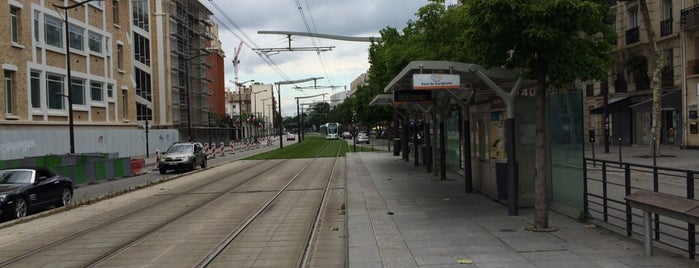 Station Desnouettes [T3a] is one of Tramway T3a.