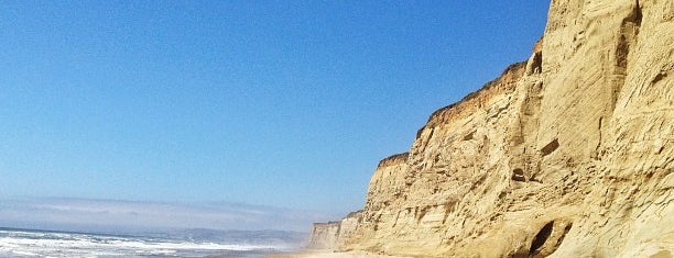 Pescadero State Beach is one of El Camino Real.