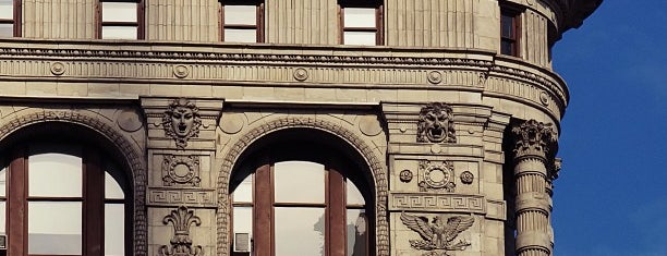Flatiron District is one of Design & Internet NYC.