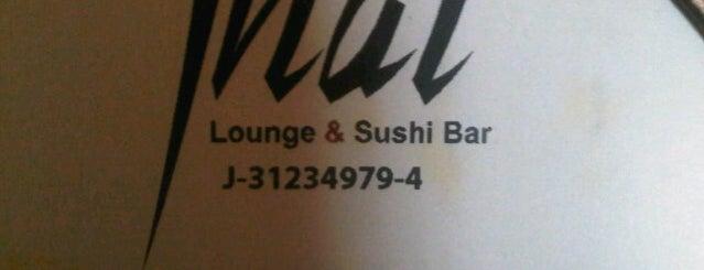 Thai Lounge & Sushi bar is one of Restaurantes Venezuela.