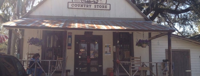 Bradley's Country Store is one of Fun Activities in Tallahassee.