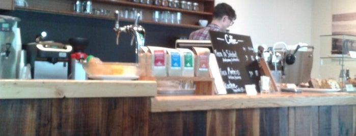 Elysian Coffee is one of Independent Coffee in Vancouver.
