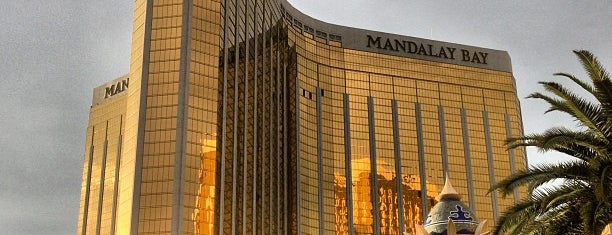 Mandalay Bay Resort and Casino is one of Mandalay Bay Resortist badge.