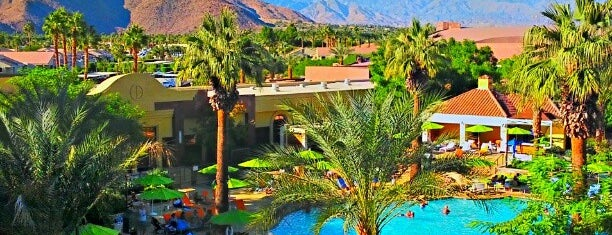 Renaissance Palm Springs Hotel is one of Ren.