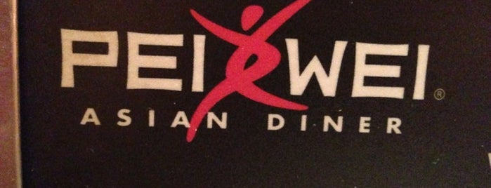 Pei Wei is one of Top Restaurants in Lubbock.