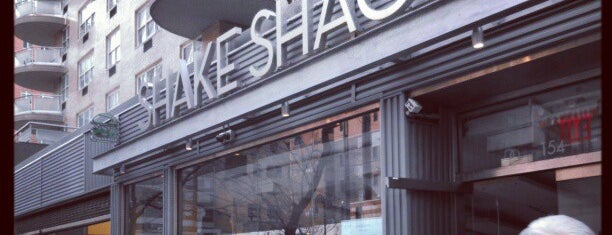 Shake Shack is one of Lets go 200.