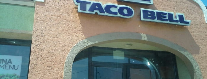 Taco Bell is one of Favorite food (:.