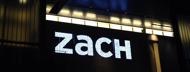 ZaCH Topfer Theatre is one of Austin's Best Performing Arts - 2012.