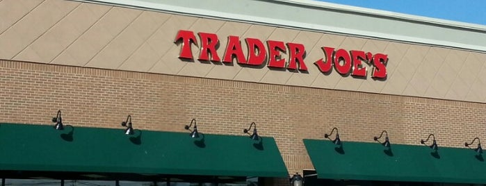 Trader Joe's is one of Old stomping grounds, dirty jersey.